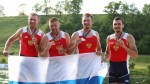 Две российские четверки завоевали именные лицензии в Рио-2016
