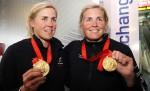 Сестры-близнецы из Новой Зеландии выиграли медаль Томаса Келлера