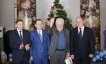 В Петербурге состоялся новогодний бал в честь прославленных олимпийцев